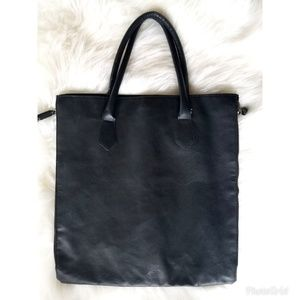 b7edb68dc59a Givenchy Bags - Large Black Givenchy Parfums Side Zip Tote Bag